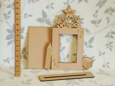 FIRST DAY AT SCHOOL PHOTO FRAME CRAFT PAINT YOUR OWN CRAFT