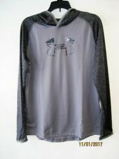 Under Armour Sudadera capucha Tech Niño gris