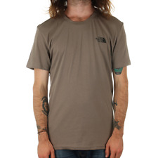 The North Face Simple Dome Tee - Falcon Brown