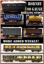 BRAND NEW HORNBY OO GAUGE ROLLING STOCK 1:76 00 SCALE RAILWAY TRAIN COACH TRUCK