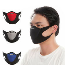 Cycling Bicycle Motorcycle Half Face Mask Windproof Outdoor Face Mouth Mask
