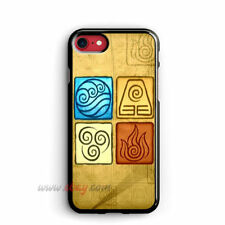 Avatar 4 Elements iphone cases Symbols samsung galaxy case ipod cover