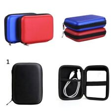 5inch Cable disco duro HDD Bolsa POWER de transporte funda protege Ornate