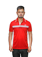 Port Men's Red Cotton T-Shirt (PortRED)