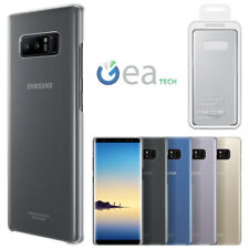 CLEAR COVER Originale Samsung per Galaxy Note 8 SM-N950 Custodia Ultra Slim Case