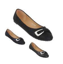 TOP Damen Ballerinas Schuhe Flats Slipper Pumps 7581 Loafers Slip on 36 - 41