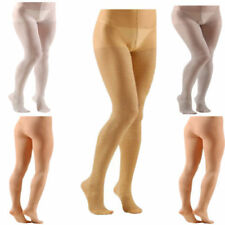 Shimmer Pantyhose Tights Skin Colour 70 Denier Nude Plus Size Ladies Gold Silver