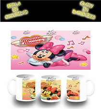 tasse MINIE LOVE SAINT-VALENTIN PHOTOLUMINESCENT brillant tasse es