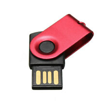 128GB 64GB 32GB Mini Swivel Udisk USB2.0 USB 2.0 Flash Drive Memory Stick