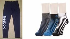 Combo of Adidas Ankle Socks + Reebok Lower/Trackpant Sports Wear For Men & Boys