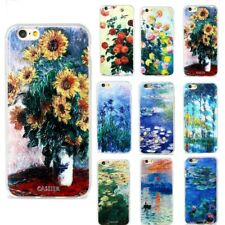 3D Embossed for iPhone Ultra Thin Slim Silicone Soft Rubber TPU Back Case Skin