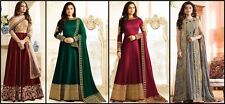 Ethnic3 Anarkali Salwar Kameez Indian Pakistani Bollywood Designer Wedding Dress