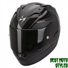 scorpion exo-1200 air freeway moto Casque intégral - Noir Mat / brillant