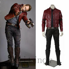 Marvel Guardians of the Galaxy Star Lord Peter Jason Quill Cos Unisexe Ensemble