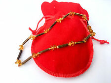 Baby amber necklace with Hazelnut 13 inches child unisex Natural handmade jewelr