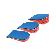 1 Pair Height Increase Shoe Insoles Half Shoe Pads Insole Adjustable Height Pads