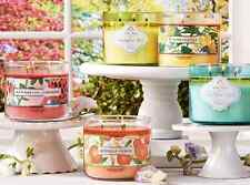 Bath and Body Works 3-Wick Candle- Various Scents (Scent Description in Details)