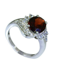 taking Garnet Silver Red Ring wholesales L-1in IN 7,8,9