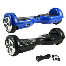 """6.5"""" Eléctrico Patinete Scooter Bluetooth Selfbalancing Hoverboard Patín Bolso"""