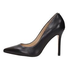 GUESS SCARPE DONNA DECOLLETE A PUNTA BAYAN in pelle BLACK FLBY73LEA08