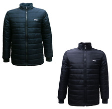 Lee Cooper Winterjacke Jacke Herren Winter Padded Jacket 9265