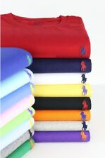 Polo Ralph Lauren Crew Neck Custom Fit Short Sleeve T Shirt