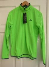 Quiksilver Boys Mission - Zip Neck Polar Fleece EQBPF03003  new with tags age 16