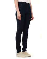 Levis Ladies 721 High Rise Skinny Jeans - Lone Wolf