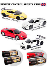 Remort Control Sports Car Children's Kids Various Styles Toy Car Gift Box New-UK