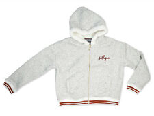 TOMMY HILFIGER Fille Veste Sweatshirt ourson taille 128,140, 152,164 NEUF