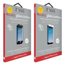 ZAGG InvisibleShield Glass Contour Screen Protector for iPhone 7 / iPhone 8 JE