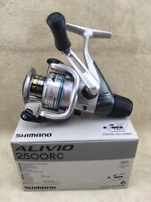 Shimano Alivio RC Spinning Fishing Reel Rear Drag 1000RC - 4000RC Various Sizes