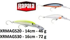 Rapala X-Rap® Magnum Single Hook Fishing Lure 12cm-16cm  32g-72g Various Colours