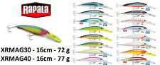 Rapala X-Rap® Magnum® Fishing Lure 16cm 72g - 77g Various Colours