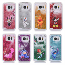 Disney Cartoon Minnie Mickey Soft Case Cover for Samsung Galaxy S8 S8+ S7 S6Edge