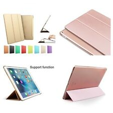 Smart Magnetic Case Cover Stand for Apple iPad 2 3 4 Air 2 Mini 3 4 In 9 Colours