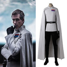 Rogue One:A Star Wars Story Orson Krennic Costume Cosplay Ensemble Party Neuf