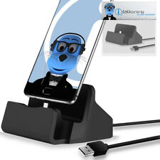 Desktop Charger Dock Cradle Micro USB for Samsung Galaxy Ace Style LTE SM-G357FZ
