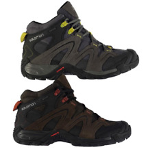 Salomon Trekking Shoes Hiking Boots Waterproof Shoes Outdoor 2002