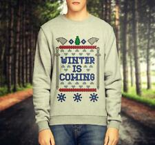 Game of Thrones ' Winter is Coming'  Christmas Jumper / Sweatshirt