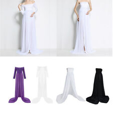Sexy Pregnant Women Photography Prop Long Gown Dress Maternity Photo Shoot Dress
