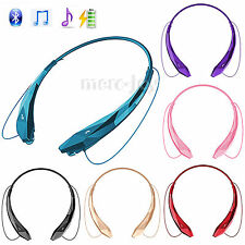 Bluetooth Wireless Stereo Headset Earbuds Headphones Earphone For Univ