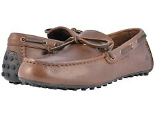 NEW Mens SPERRY TOP-SIDER Brown HAMILTON II Slip On Driving Mocs Loafers Shoes