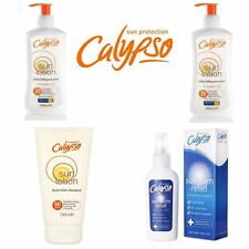 Calypso Sun | Burn Relief SPF 15 20 50 Lotion | Full Range