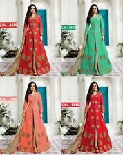 Anarkali Ethnic Salwar Kameez Indian Pakistani Designer Suit Party Wear 880