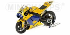 MINICHAMPS 122 063046 Issue1- 2 063096 YAMAHA model bikes ROSSI MotoGP 2006 1:12