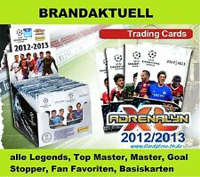 Panini Champions League 2012/2013 ADRENALYN XL - Sets - LEYENDAS, Master