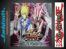 YUGIOH - YGO - ABSOLUTE POWERFORCE - ABPF - NUOVO! ALTO MINT! holos per la