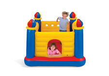 Intex Inflatable Jump-O-Lene Castle Bouncer Ball Pit Playhouse Toy 48259EP