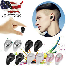 Mini TWS Twins Wireless Bluetooth HD Stereo Headset In-Ear Earphones E